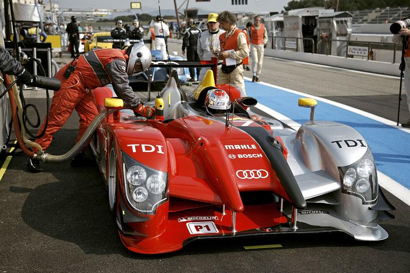 Audi R15 TDI: první start prototypu skončil vítězstvím!: - fotka 16