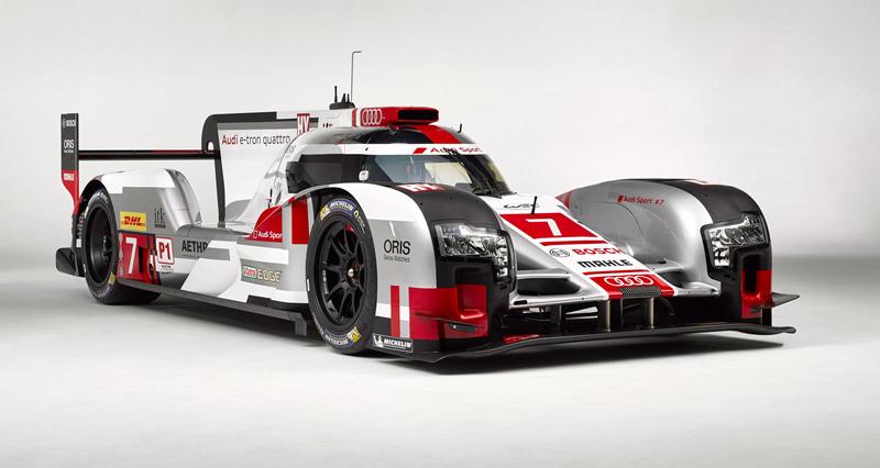 Audi upravuje aerodynamiku R18 e-tron quattro: - fotka 2