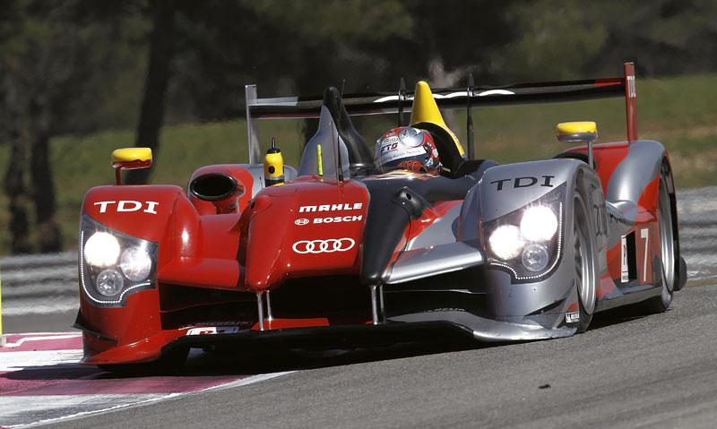 Audi R15 TDI: první start prototypu skončil vítězstvím!: - fotka 24