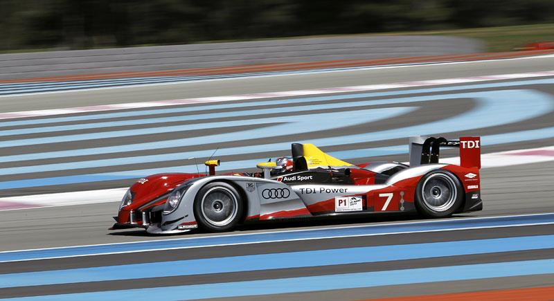Audi R15 TDI: první start prototypu skončil vítězstvím!: - fotka 25