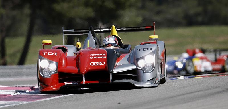 Audi R15 TDI: první start prototypu skončil vítězstvím!: - fotka 27