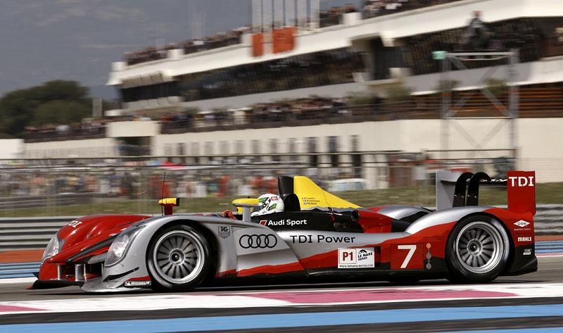 Audi R15 TDI: první start prototypu skončil vítězstvím!: - fotka 30