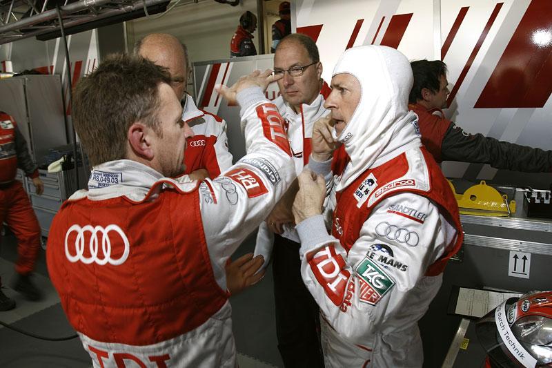 Audi R15 TDI: první start prototypu skončil vítězstvím!: - fotka 32