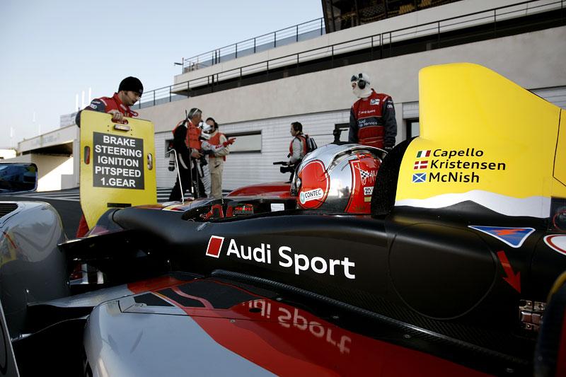 Audi R15 TDI: první start prototypu skončil vítězstvím!: - fotka 34