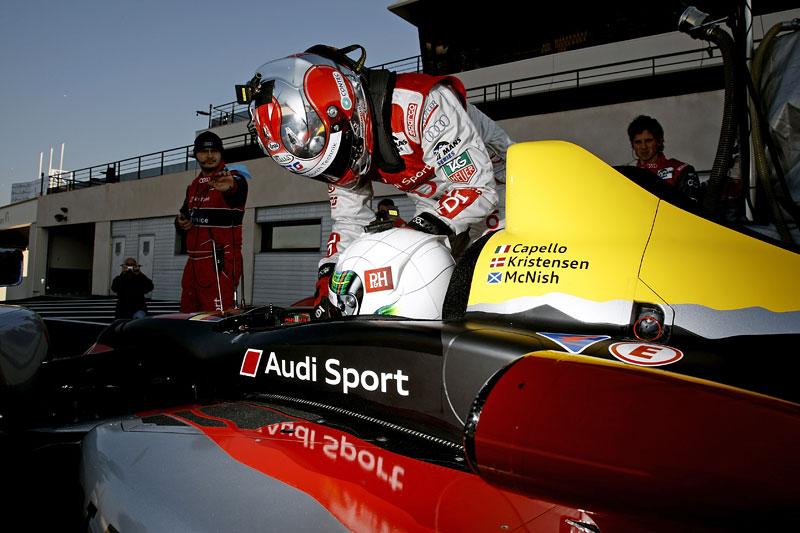 Audi R15 TDI: první start prototypu skončil vítězstvím!: - fotka 36