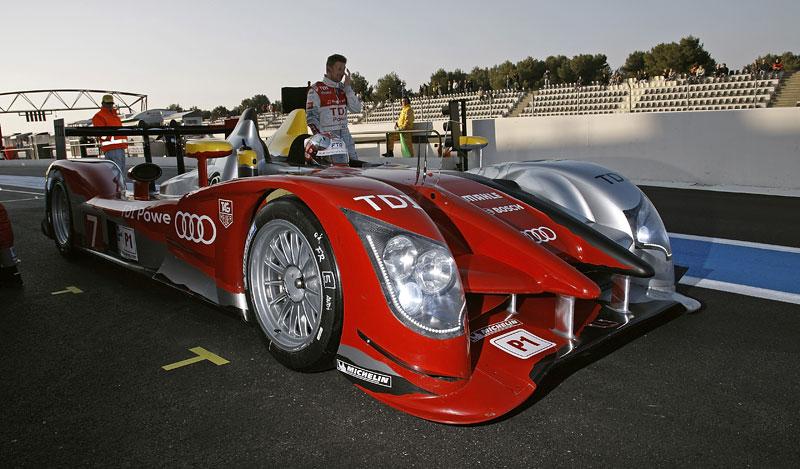 Audi R15 TDI: první start prototypu skončil vítězstvím!: - fotka 40