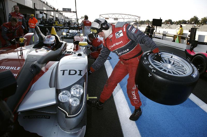 Audi R15 TDI: první start prototypu skončil vítězstvím!: - fotka 41