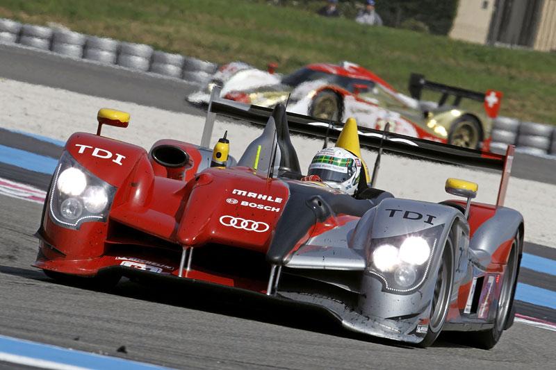 Audi R15 TDI: první start prototypu skončil vítězstvím!: - fotka 43
