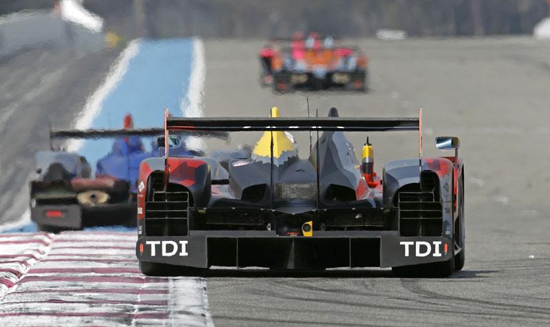 Audi R15 TDI: první start prototypu skončil vítězstvím!: - fotka 44