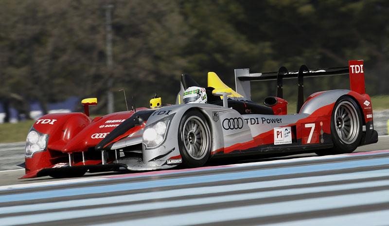 Audi R15 TDI: první start prototypu skončil vítězstvím!: - fotka 46