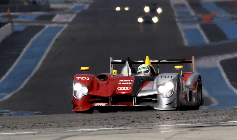 Audi R15 TDI: první start prototypu skončil vítězstvím!: - fotka 47