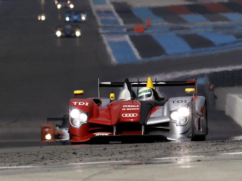 Audi R15 TDI: první start prototypu skončil vítězstvím!: - fotka 52