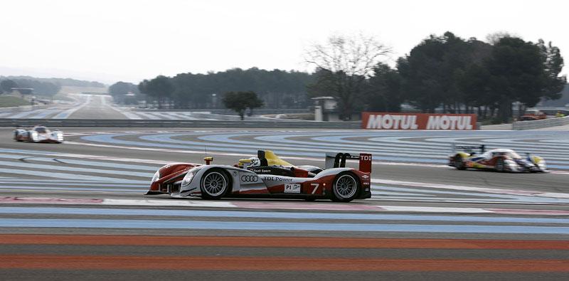 Audi R15 TDI: první start prototypu skončil vítězstvím!: - fotka 54