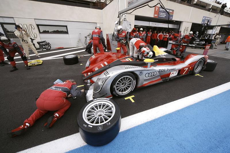 Audi R15 TDI: první start prototypu skončil vítězstvím!: - fotka 55