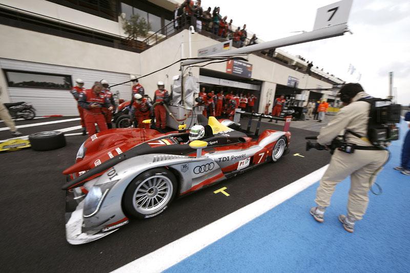 Audi R15 TDI: první start prototypu skončil vítězstvím!: - fotka 56