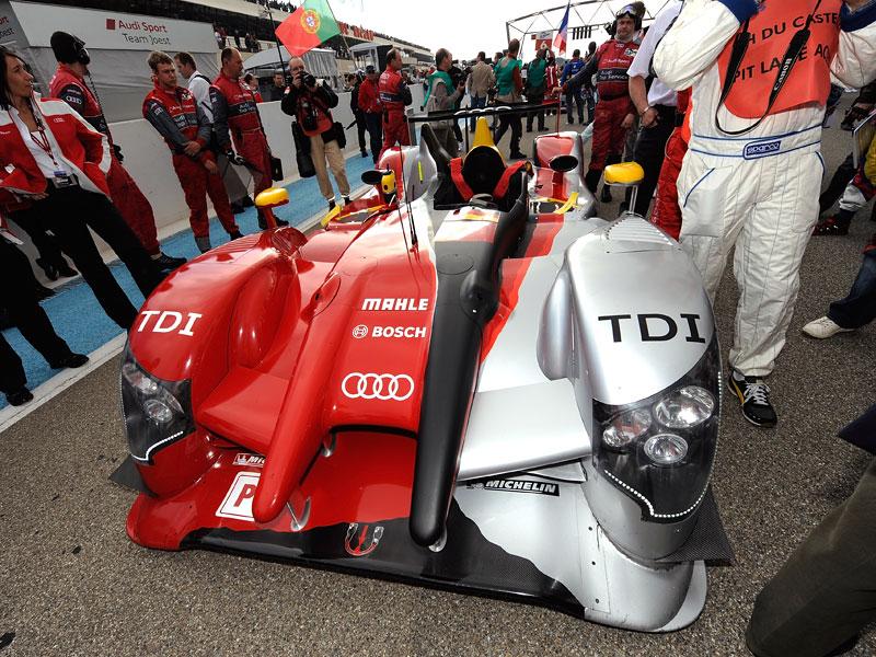 Audi R15 TDI: první start prototypu skončil vítězstvím!: - fotka 61