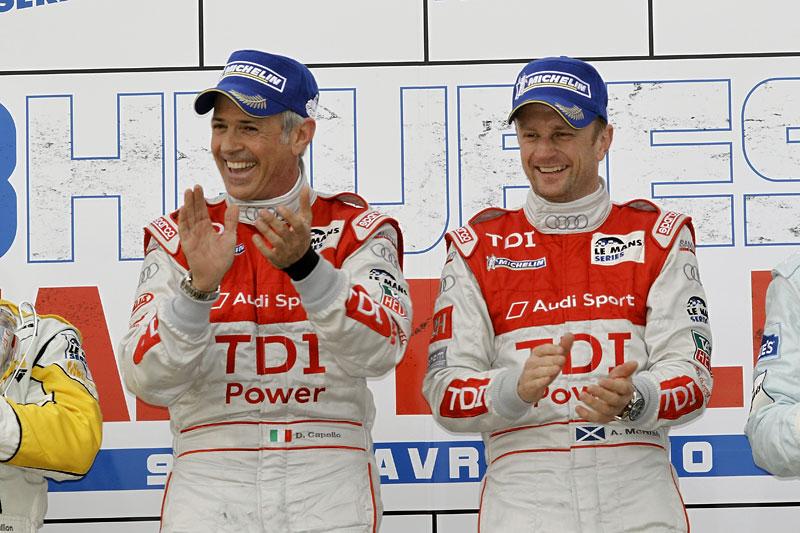 Audi R15 TDI: první start prototypu skončil vítězstvím!: - fotka 67