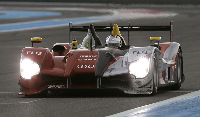 Audi R15 TDI: první start prototypu skončil vítězstvím!: - fotka 70