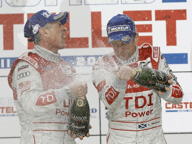 Audi R15 TDI: první start prototypu skončil vítězstvím!: - fotka 72