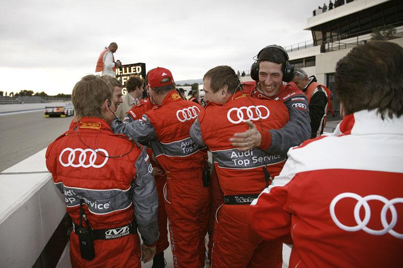 Audi R15 TDI: první start prototypu skončil vítězstvím!: - fotka 73