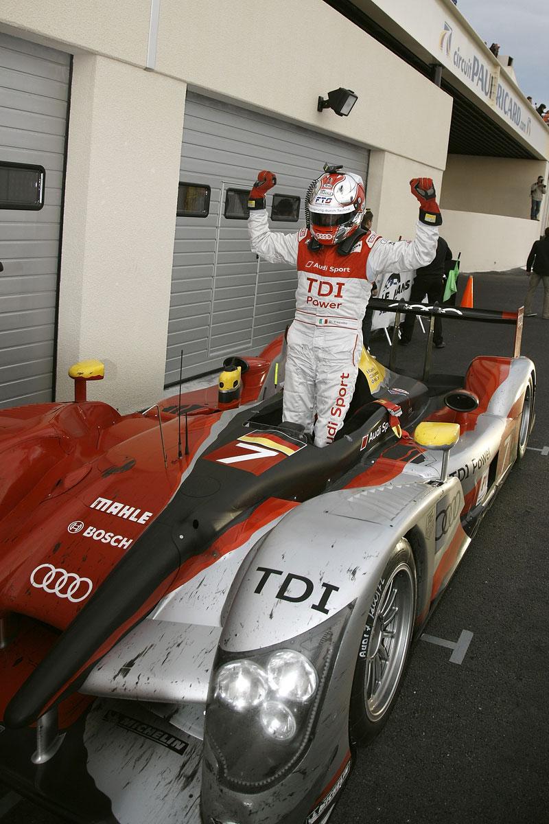 Audi R15 TDI: první start prototypu skončil vítězstvím!: - fotka 74