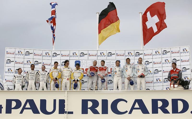 Audi R15 TDI: první start prototypu skončil vítězstvím!: - fotka 75
