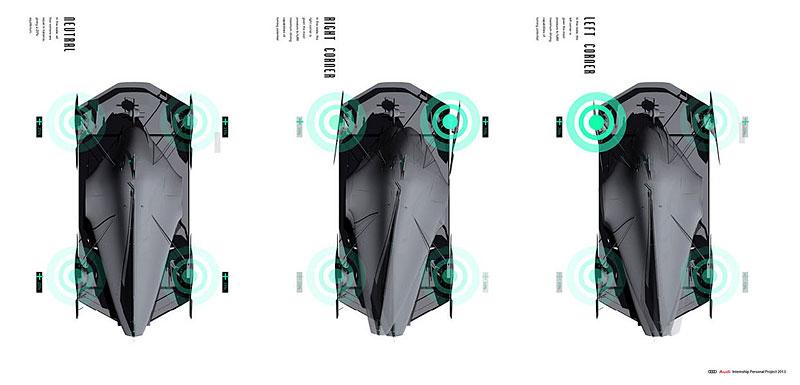 Audi Airomorph: závoďák pro Le Mans budoucnosti: - fotka 8
