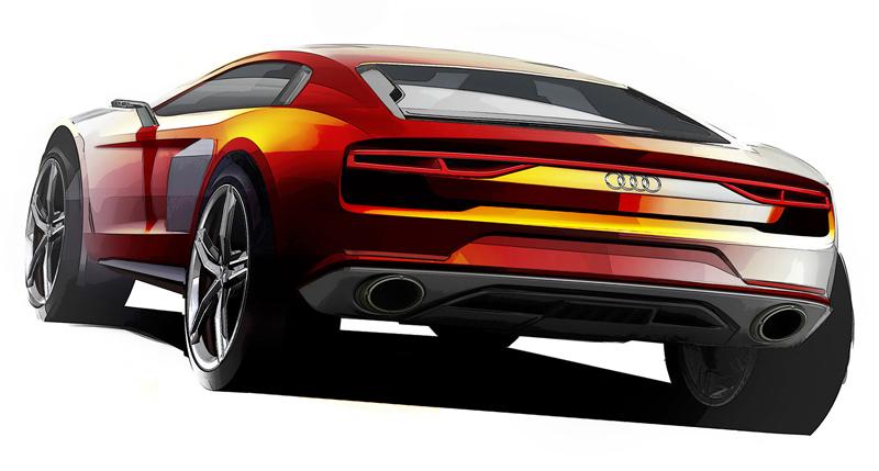Audi nanuk quattro concept: Terénní skorolambo má V10 TDI: - fotka 13
