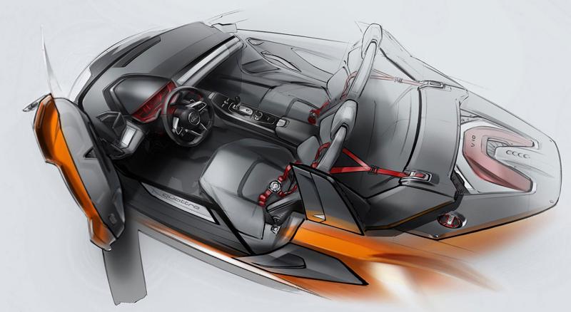 Audi nanuk quattro concept: Terénní skorolambo má V10 TDI: - fotka 14