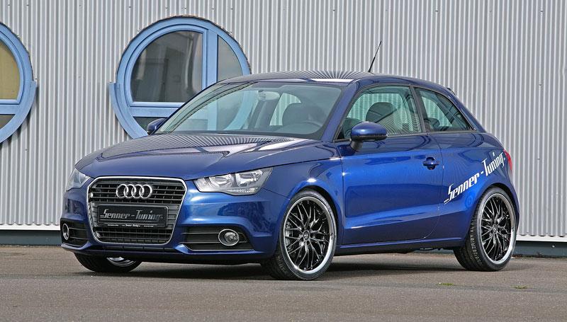Audi A1: úprava od Senner Tuning: - fotka 1