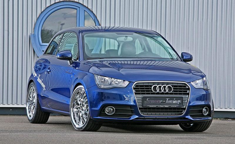 Audi A1: úprava od Senner Tuning: - fotka 2
