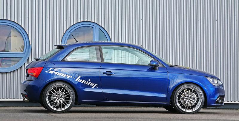 Audi A1: úprava od Senner Tuning: - fotka 5