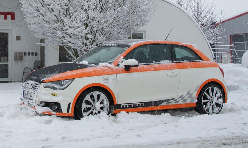 MTM Audi A1: posílený ingolstadtský prcek: - fotka 3