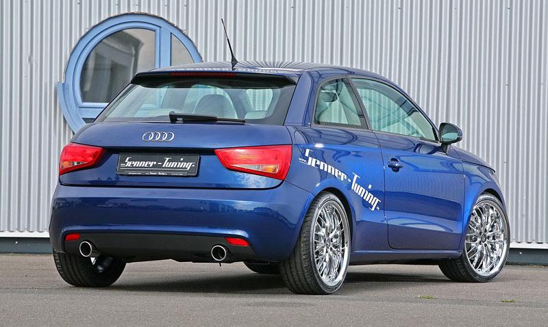 Audi A1: úprava od Senner Tuning: - fotka 7