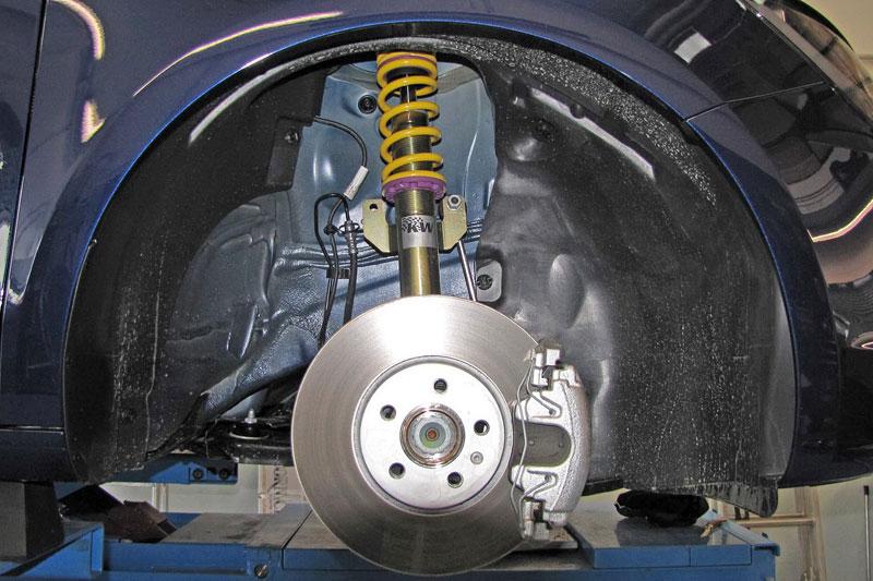 Audi A1: úprava od Senner Tuning: - fotka 9