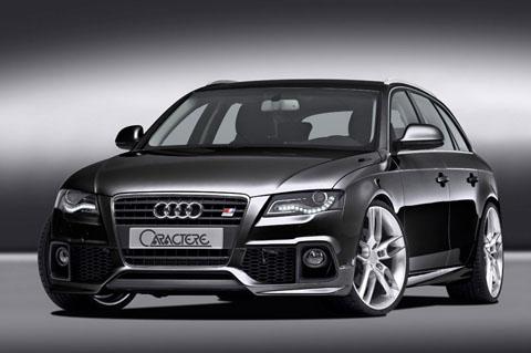 Audi A4 a A4 Avant od Caractere: - fotka 1