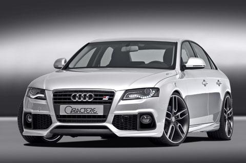 Audi A4 a A4 Avant od Caractere: - fotka 2
