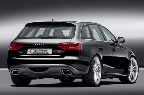 Audi A4 a A4 Avant od Caractere: - fotka 4