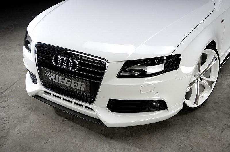 Audi A4 3.0 TDI od Rieger Tuning: - fotka 7