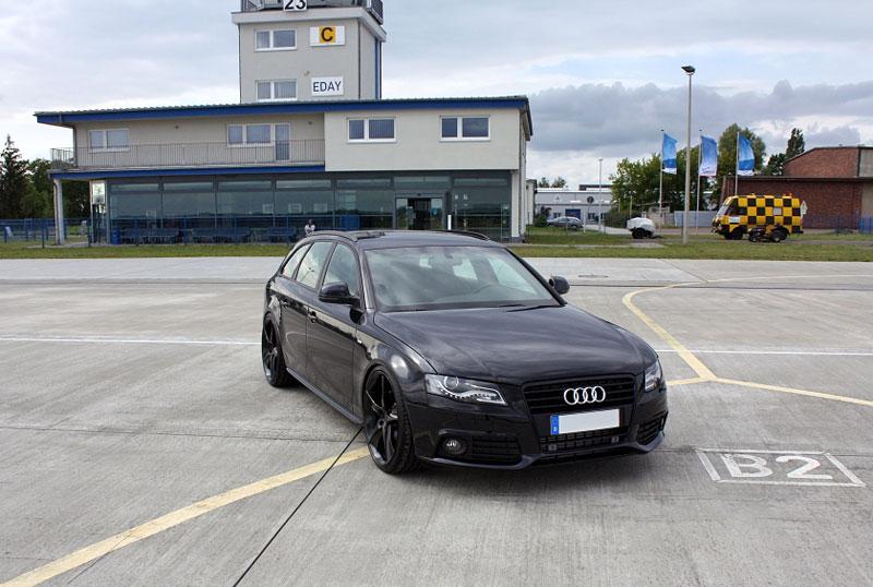 Audi A4 Avant Black Arrow od Avus Performance: - fotka 3