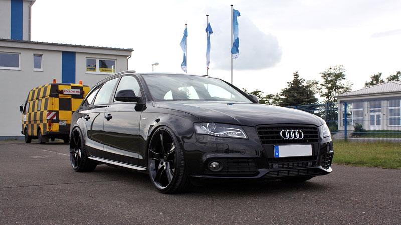 Audi A4 Avant Black Arrow od Avus Performance: - fotka 4