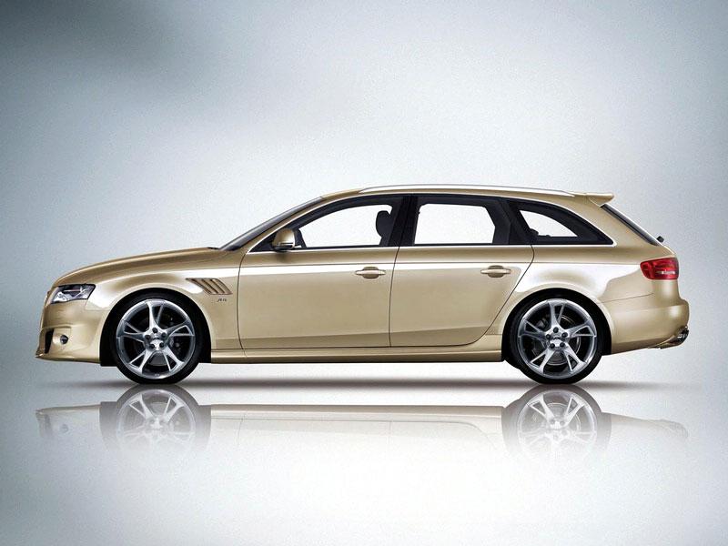 ABT Audi A4 Avant: dynamický stěhovák: - fotka 2