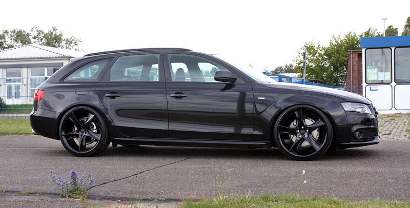 Audi A4 Avant Black Arrow od Avus Performance: - fotka 5
