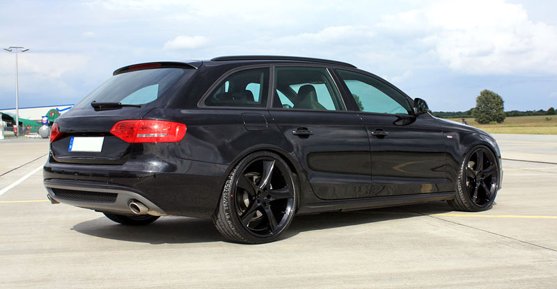 Audi A4 Avant Black Arrow od Avus Performance: - fotka 7