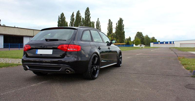 Audi A4 Avant Black Arrow od Avus Performance: - fotka 9