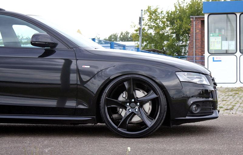 Audi A4 Avant Black Arrow od Avus Performance: - fotka 11