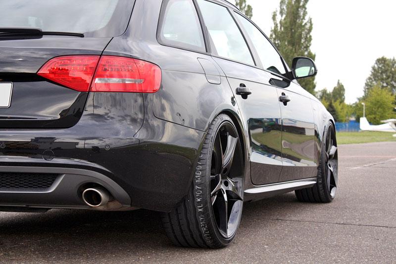 Audi A4 Avant Black Arrow od Avus Performance: - fotka 12