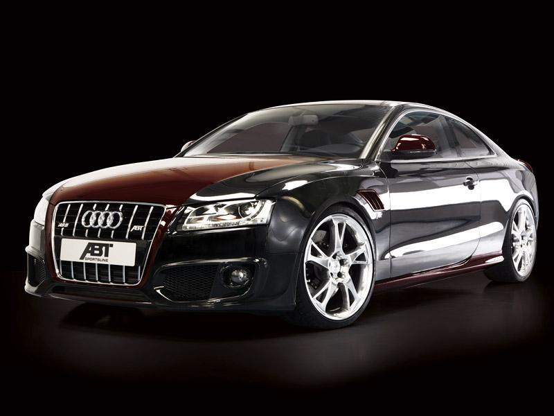 Essen 2007: Audi AS4/AS5 – Podezřelé pihy: - fotka 4