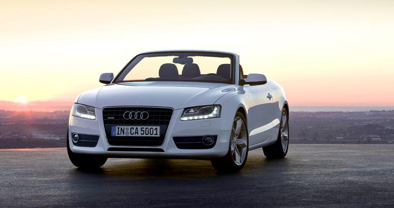 Za volantem: Audi A5 Cabriolet: - fotka 18