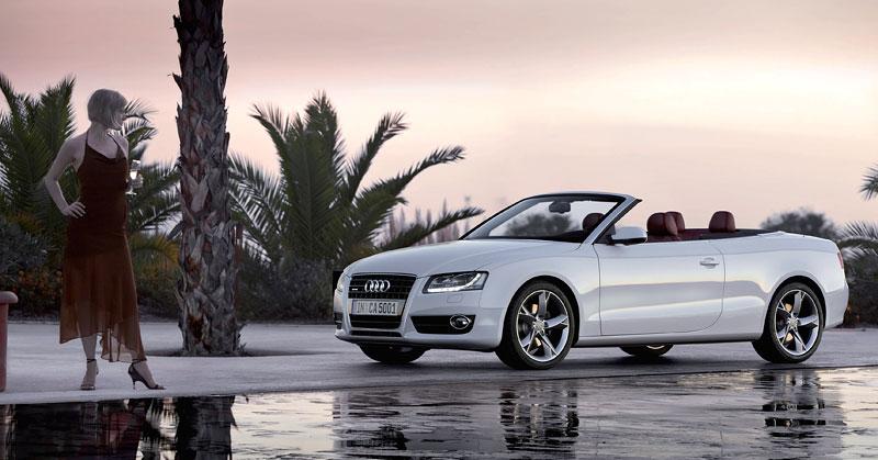 Za volantem: Audi A5 Cabriolet: - fotka 19